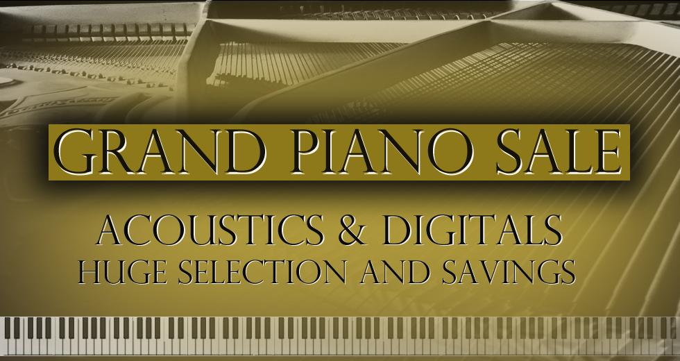 GRAND PIANO SALEb